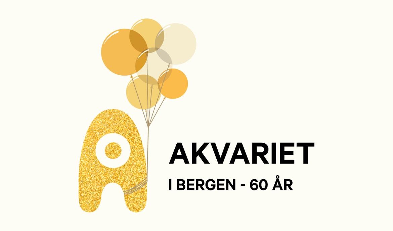 Bli med å feire 60-årsjubileet til Akvariet!