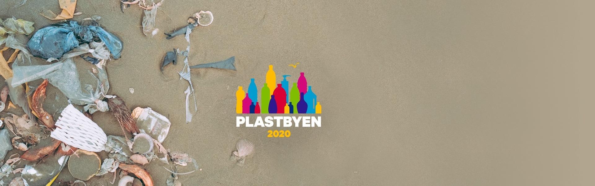 Plastbyen - byen under vann