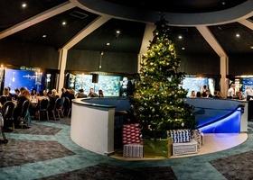 Julebord på Akvariet i Bergen