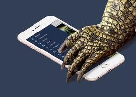 Prøv vår nye Akvariet app