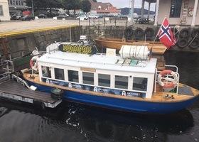 Discover Bergen by Boat - Bergens vakreste sjøreise!