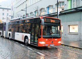Buss til Akvariet får ny trasè fra 2. desember