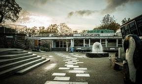Akvariet i Bergen, uteområdet