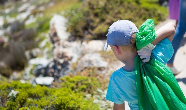 Slik bidrar Plastbyen til mindre plast i havet