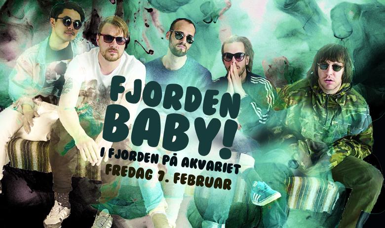 Konsert med Fjorden Baby