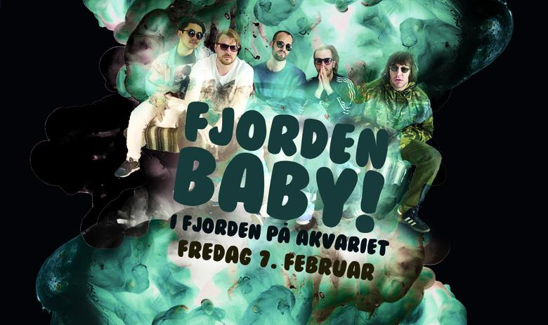 Hopp i fjorden med Fjorden Baby!