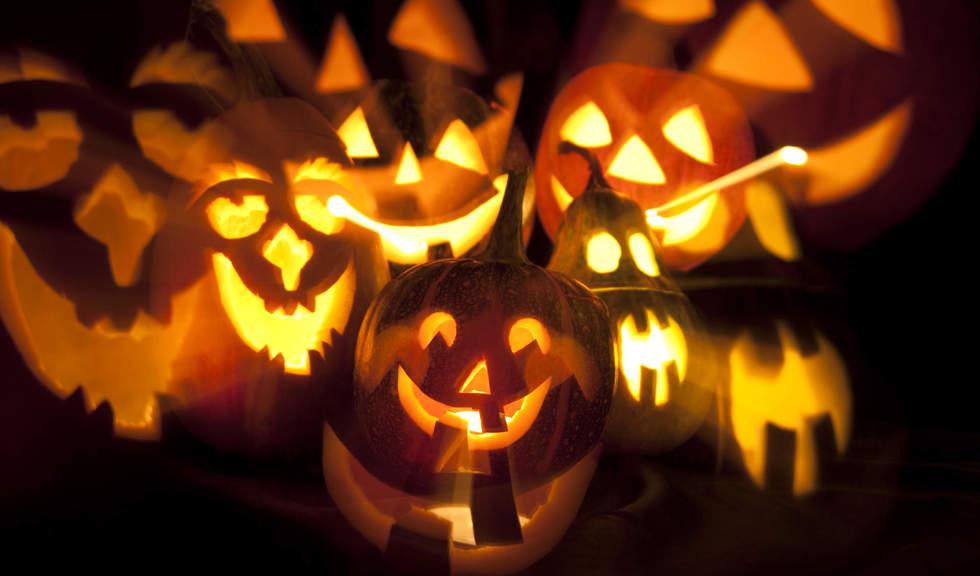 Halloween kresskar